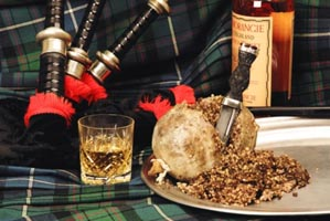Burns Night Food:Scottish Haggis.net